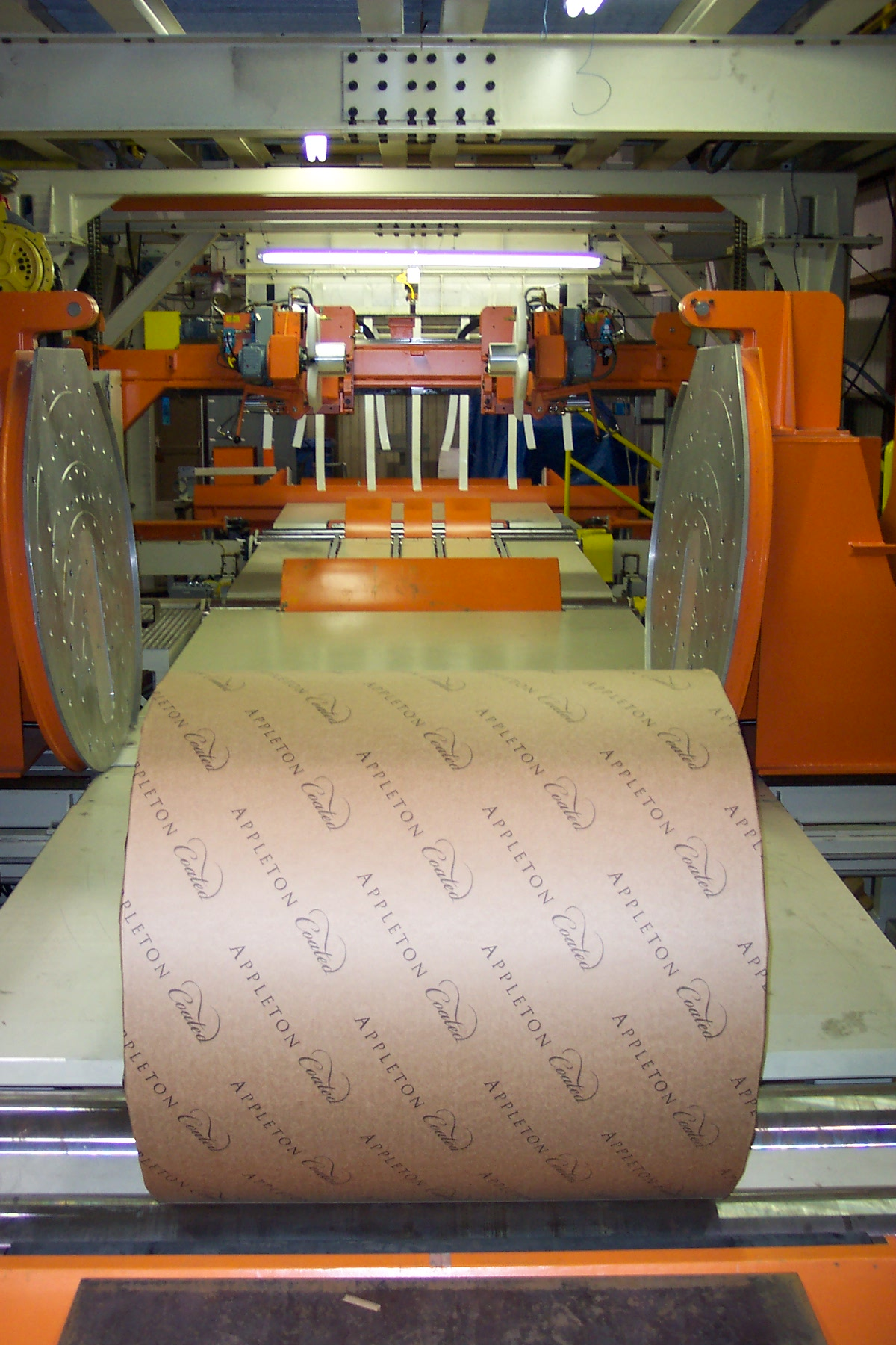 02-paper - roll wrapping - kraft wrapping - final paer roll