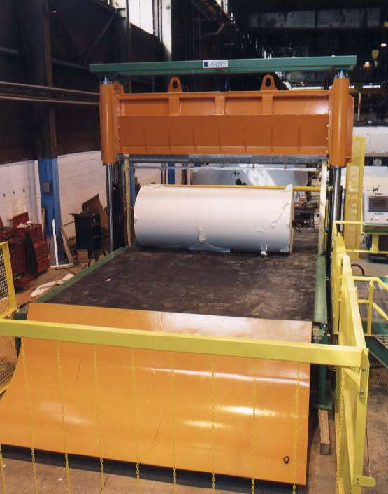 paper - roll handling - conveying systems - roll splitter gilloutine (2)