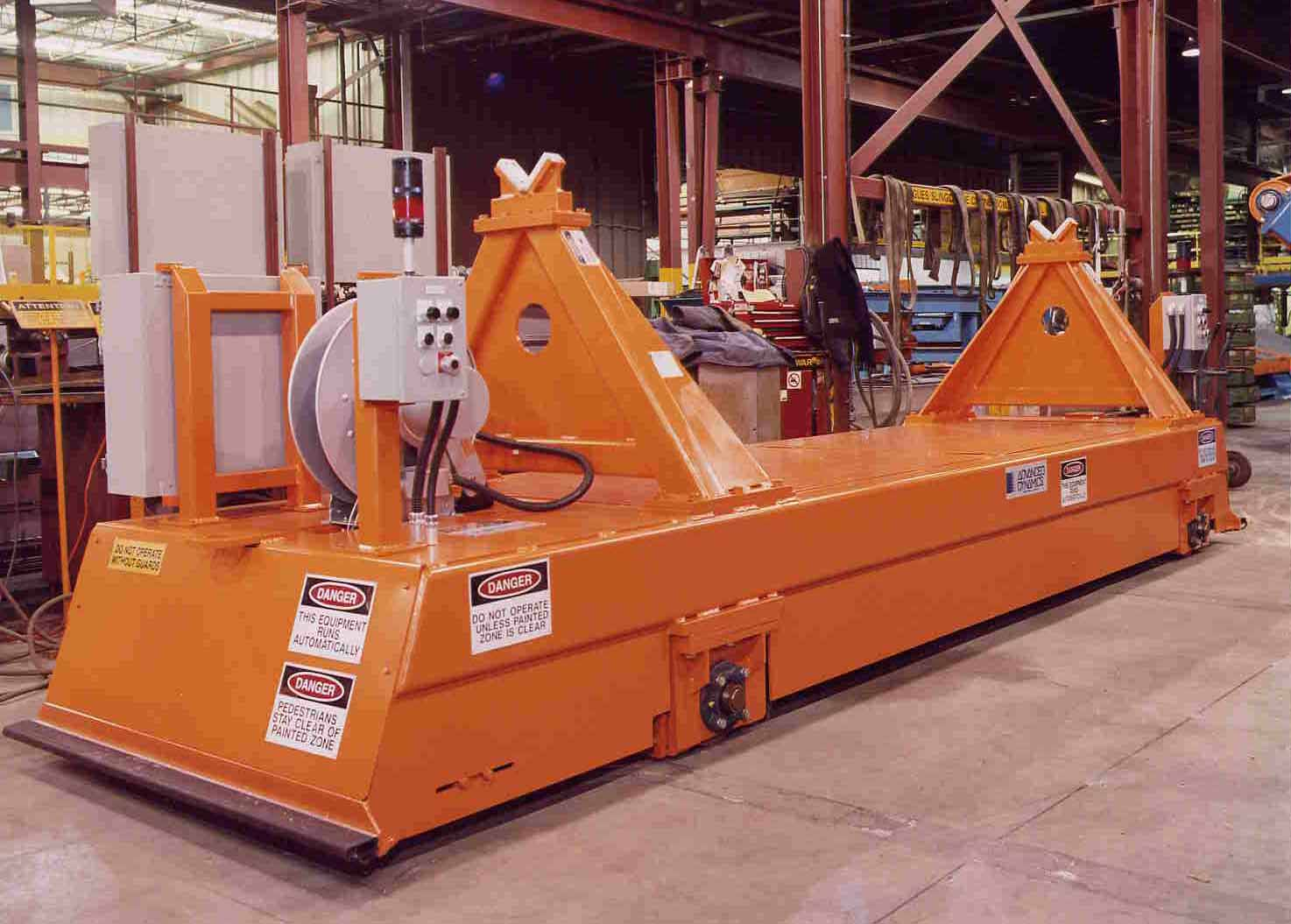 paper - warehouse system - roll transfer cart (1)